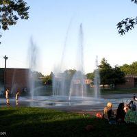Sprinkler Park - Arlington, MA, Арлингтон