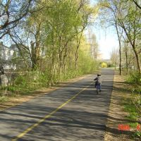 Minuteman bike path, Арлингтон