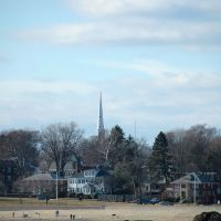 Lynch Park, Beverly, Church, Беверли