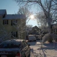 December morning, Беверли