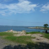 Ocean, Salem Willows Park, Salem, MA, Беверли