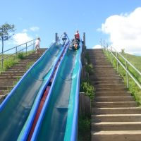 Slide at the park, Белмонт