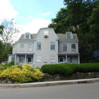 House On - Concord Ave - Belmont, MA, Белмонт