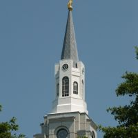 Boston Temple Steeple, Белмонт
