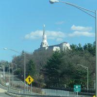 Mitt Romneys Church of Jesus Christ of Latter day Saints, Белмонт