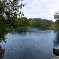 Monotomy Rocks Pond, Белмонт