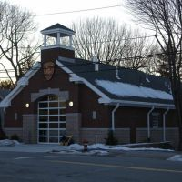 Park Circle Fire Station - Arlington Fire Department, Arlington, MA, Белмонт