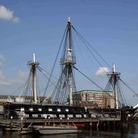 USS Constitution, Бостон