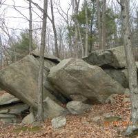 big rocks, Боурн