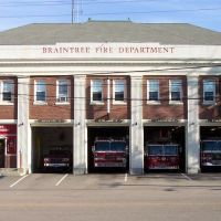 Braintree Fire Station 1 HQ, Брайнтри