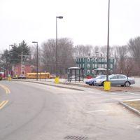 Hooper Street Parking Lot Bus Stop, Бриджуотер