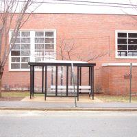 Kelly Gymnasium Bus Stop, Бриджуотер