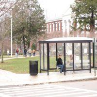 Art Center Bus Stop, Бриджуотер