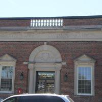 Bridgewater Savings Bank Front, Бриджуотер