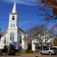 Central Square Congregational Church (Bridgewater MA), Бриджуотер