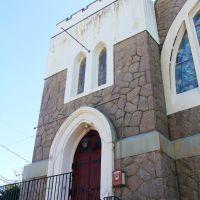 Bridgewater United Methodist Church Entrance (Bridgewater MA), Бриджуотер