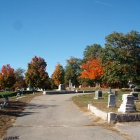 classic creepy graveyard, Броктон