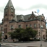 Brockton City Hall, Броктон