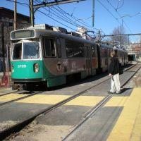 Brookline Village Station, Бруклин
