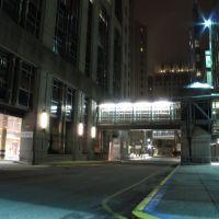Shattuck Street Brigham & Womens ambulance entrance, Бруклин