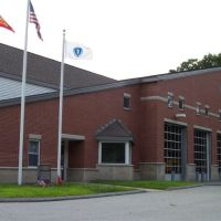 Milford Fire Station 1 HQ, Вест-Спрингфилд