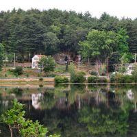 Pratt Pond, Вимоут