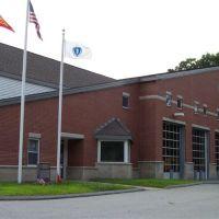 Milford Fire Station 1 HQ, Вобурн