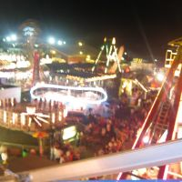 Fairgrounds at Night, Гринфилд