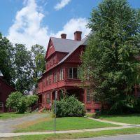 Old house, Гринфилд