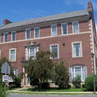 Old building, Гринфилд