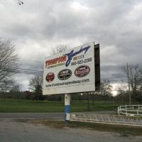 Thompson Speedway Entrance, Дадли