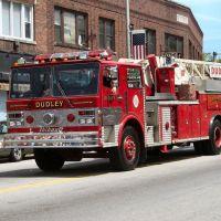 Dudley Fire Dept. Ladder 1, Дадли
