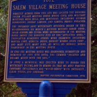 Salem, Massachusetts - Salem Village now Danvers., Данверс