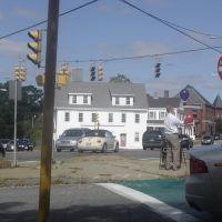 Historic buildings, Downtown East Bridgewater, Ист-Бриджуотер
