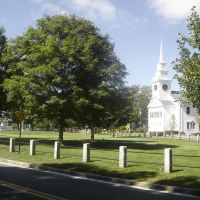 Town Common, East Bridgewater, Ист-Бриджуотер