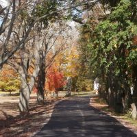 Autumn colors at Sachem Rock Farm, Ист-Бриджуотер