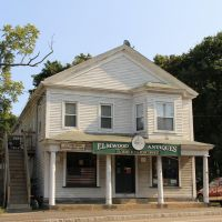 Old Elmwood Post Office, Bridgewater MA, Ист-Бриджуотер