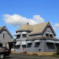 Interesting House on Route 18, Bridgewater MA, Ист-Бриджуотер