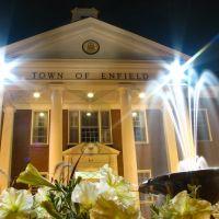 ENFIELD, CT, CITY HALL, Ист-Лонгмидоу