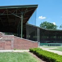 Walker Grandstand Baseball Field, Forest Park, Springfield, Massachusetts, Ист-Лонгмидоу