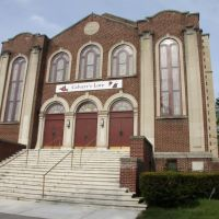 Calvarys Love Church in Springfield, Ист-Лонгмидоу