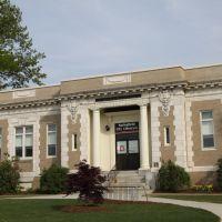 Library in Springfield, Ист-Лонгмидоу