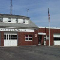 Carver Fire Station 1 HQ (Dispatch Staff), Карвер