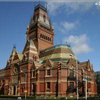 Harvard Memorial Hall, Кембридж