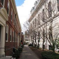 Harvard houses - April 2007, Кембридж