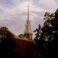 Cambridge: Harvard Memorial Church, Кембридж