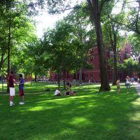 Cambridge - Usa - Harvard, Кембридж