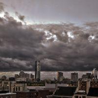 Boston Morning, Кембридж