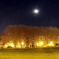 DSC06187p MIT Student Center 11/27/2007 22:43 - E view, Кембридж