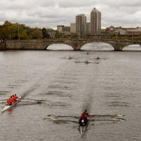 Charles River, Boston, Кембридж